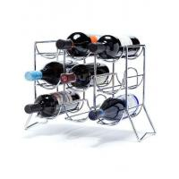 Scaffovino 9 Bottle Counter Rack Manufactures