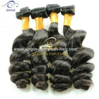 Hair Factory Unprocessed Fast Delivery Virgin No Tangle No Shed Loose Wave Hair Extension Manufactures