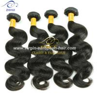 Wholesale cheap factory price full cuticles aligned unprocessed brazilian body wave Manufactures