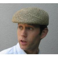 CAPS and KNITS Ascot Cap: seagrass Manufactures