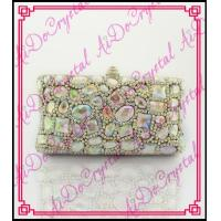 Aidocrystal Barbie series sexy women party wear evening purse cluth bags Manufactures