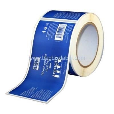 Quality product sticker printing for sale
