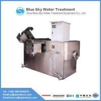 Wastewater Treatment Low Price Oil Separator for Wastewater Manufactures