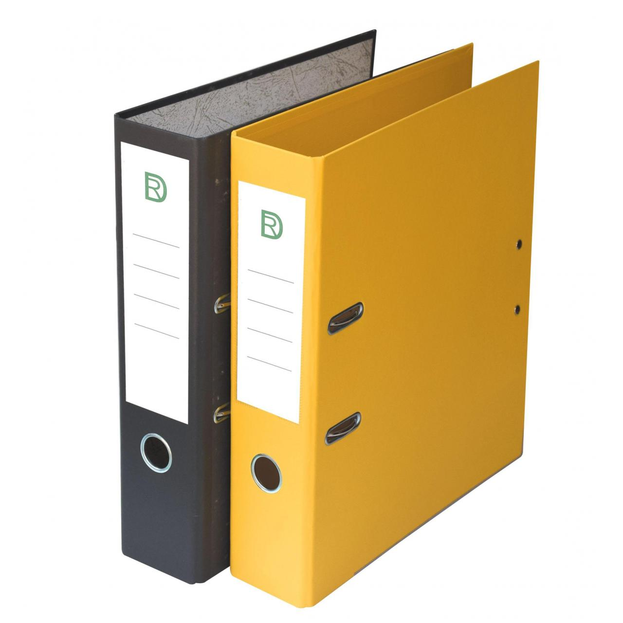 Lever Arch File Single Side PVC Lever Arch File with punch