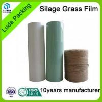 custom width wrap for round hay bales Manufactures