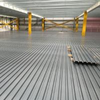 Buy cheap G90 Zinc Coated Corrugated Roof Decking Sheet from wholesalers