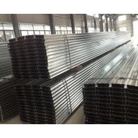 Buy cheap Z275 Zinc Coating Composite Dovetailed Profiled Metal Floor from wholesalers