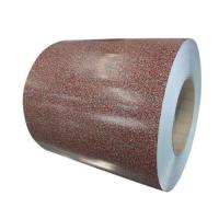 Buy cheap Brick Marble Stone Printed Color Coated Ppgi Steel Coils from wholesalers
