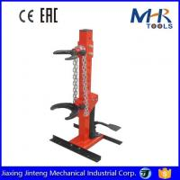 1Ton Auto Tool Manual Operated Vertical Hydraulic Strut Coil Spring Compressor Manufactures