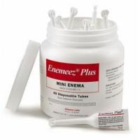 Enemeez Plus - A Mini Enema with Anesthetic - 30 ct. Manufactures