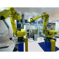 High-pressure Casting Uni ROBOT GLAZING WORKING STATION Manufactures