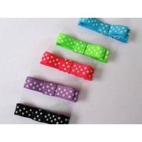 Clips and Bitty bow Item NO:Swiss dots clip Manufactures
