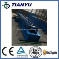 Buy cheap New fashion roll forming machine for z purlin from wholesalers