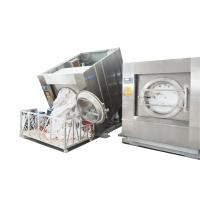 Buy cheap titling washer machine 150kg from wholesalers