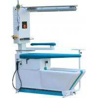 Buy cheap iron table with boiler for dry clean shop use from wholesalers