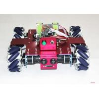 KR0006 4WD Mecanum Wheel Beginner Mobile Robot Kit