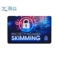 Secure Card Protect RFID Blocking Credit and Debit Card Protector Manufactures