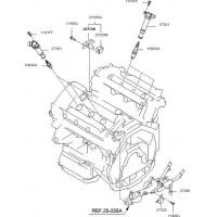 Kia Part No.: 1884611060 PLUG ASSEMBLY-SPARK Manufactures