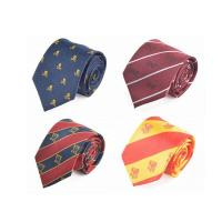 Necktie All Over Logo Company Tie Manufactures