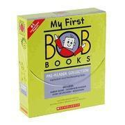 Books My First Bob Books: Pre-Reader Collection Manufactures