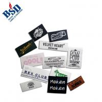 Buy cheap High Quality Woven garment label from wholesalers