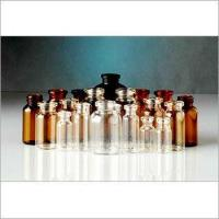 Medicine Glass Vials Manufactures