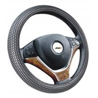 China JH-D0274 16 Inch Car Steering Wheel Cover for Factory Lace on sale