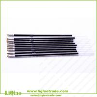 Buy cheap Blue press type ball-point pen replaced refill from wholesalers