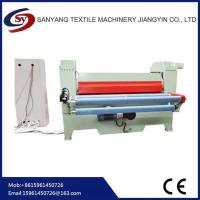 Buy cheap Flat Fabric Embossing Machine For Garments Upholstery And Furnishing from wholesalers