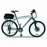 Electric Bike with Motor of 350W and Maximum Speed of 23 to 26kph Manufactures