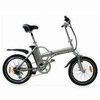X-blade Electric Bike with 250W Motor, Aluminum and Steel Fork Frame Manufactures