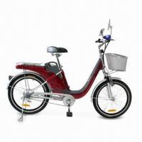 Silver Fish Electric Bike with 250W Motor and Maximum Load of 85kg Manufactures