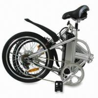 Foldable Electric Bike with Shimano Rover Shifter, 7 Degrees Slope and 4 to 6 Hours Charging Time Manufactures