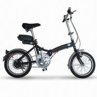 Electric Bike with Magnesium Frame/Fork and Load Capacity of 78kg Manufactures