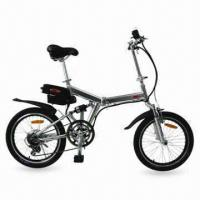 Mountain Bike with 250W Motor and Maximum Speed of 23 to 26kph Manufactures